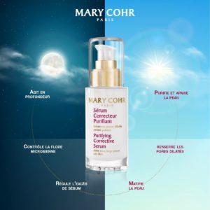 Purifiant-Mary-Cohr-serum correcteur-thionville