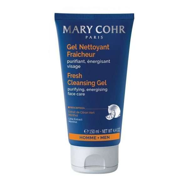 gel nettoyant homme mary cohr-thionville